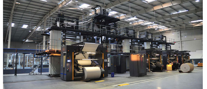 Web offset presses - manroland Goss | Best Commercial Printing Solutions in  India